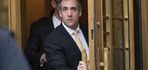 Cohen and Manafort Bombshells